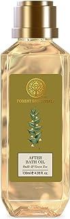 Forest Essentials After Bath Oil Oudh & Green Tea 130 ml (Body Oil)
