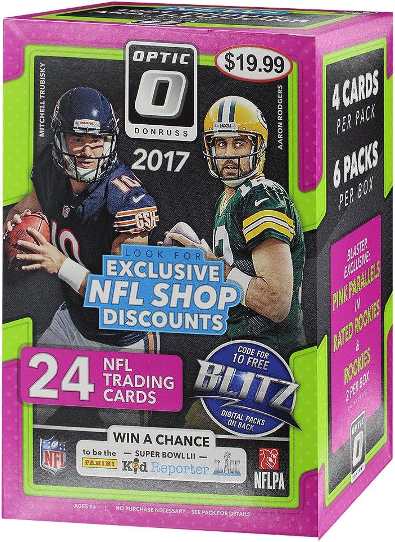 Panini 2017 Donruss Optic Card Packs Fat Box
