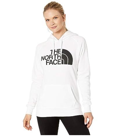 The North Face Half Dome Pullover Hoodie (TNF White/TNF Black) Women