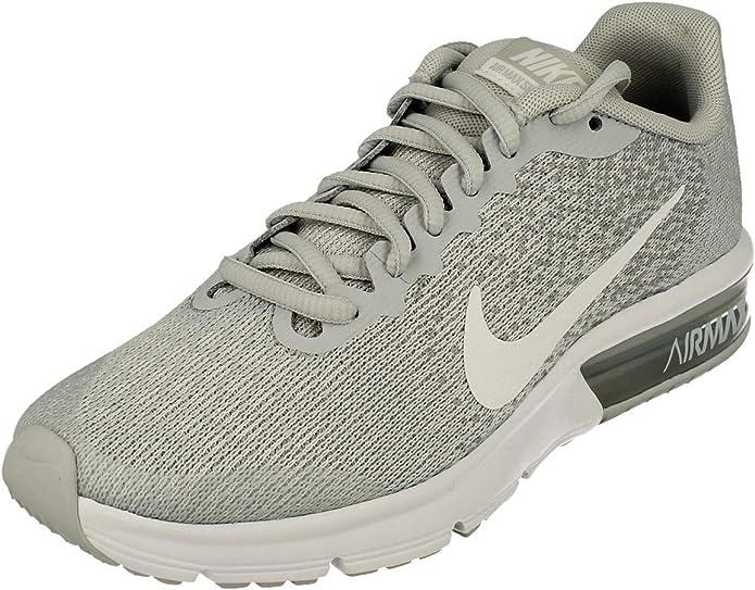 Nike Air Max Sequent 2, Chaussures de Running garçon : Amazon.fr ...