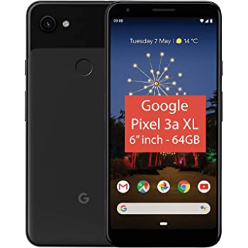 Google Pixel 3a XL LTE 64GB 4GB RAM Black: Amazon.es: Electrónica