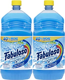 Fabuloso 56Oz Maximum Clean 2-Pack