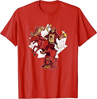 Epic Canada Pride   Canadian Heritage Maple Leaf T-shirt
