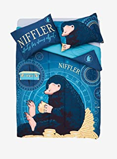 Hot Topic Fantastic Beasts and Where to Find Them Niffler Full/Queen Comforter