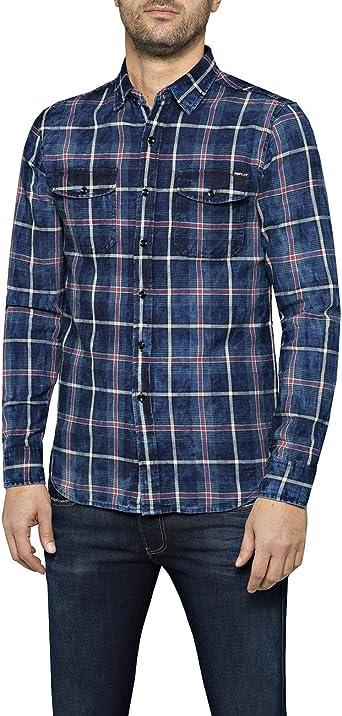REPLAY Camisa para Hombre