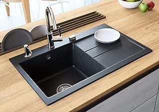 Best 31 inch drop in kitchen sink Reviews