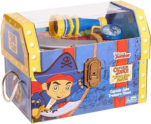 Disney Jake und die Nimmerland Piraten Zubeh Trunk assorment