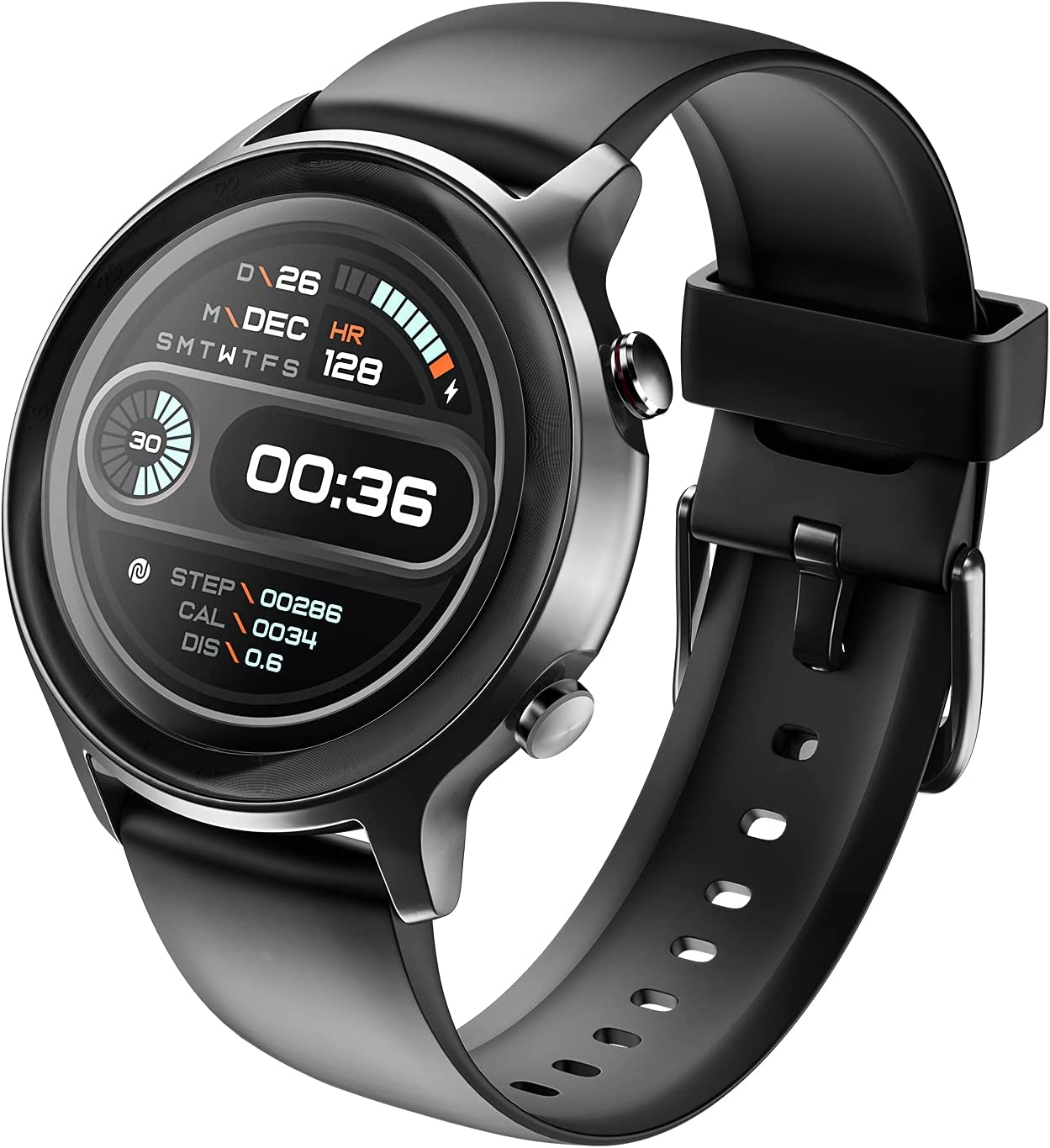 NoiseFit Active Sales results No. 1 Smartwatch for Android OFFicial mail order Tracke iPhone and Fitness