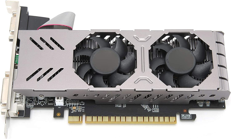 Dilwe1 GTX750 Las Vegas Mall Computer Popular Graphics Cards Gr DDR5 1026MHz 128bit 4G