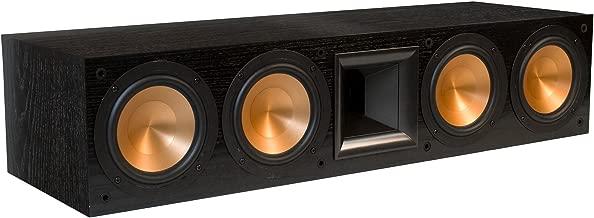 Klipsch RC-64 II Center Channel Speaker - Black