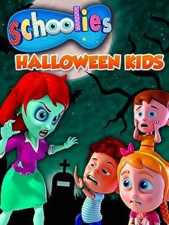 Schoolies Halloween Kids