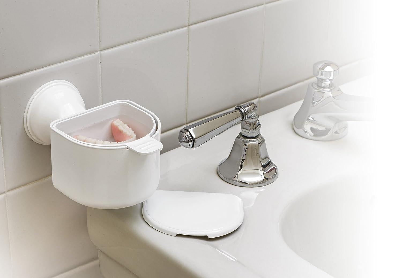 Changing Lifestyles Safe-er-Grip Denture Bath