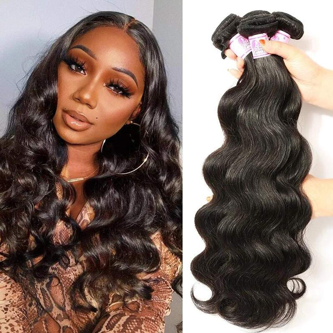 Beauty Forever Hair Brazilian Virgin Wave ! Super beauty product restock quality top! Limited price Bund Weave 3 Body