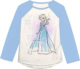 Jumping Beans Girls 4-12 Leave a Little Sparkle Graphic Tee