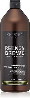 Redken Brews Daily Conditioner For Men 33.8 fl. oz