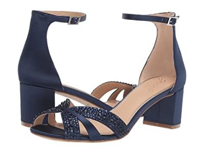 Jewel Badgley Mischka Sequoia (Navy) Women