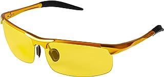 626cc097b1 Protección UV Visión nocturna de los hombres gafas de sol de conducción  gafas polarizadas UV400 antideslumbrante