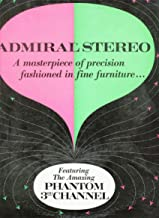 [LP Record] Admiral Demonstration Record Featuring the Amazing Phantom 3rd Channel