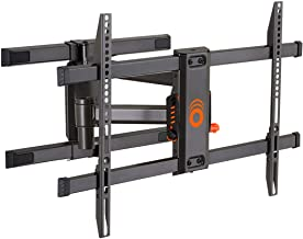 "ECHOGEAR Full Motion Articulating TV Wall Mount Bracket for TVs Up to 78"" - Smooth Extention, Swivel, Tilt - Wall Template..."