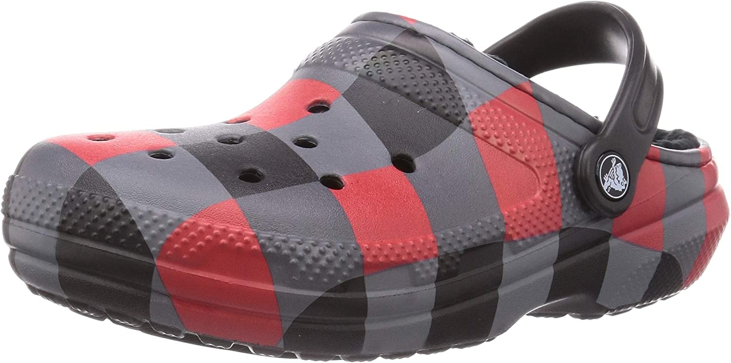4 years warranty Crocs Women's Classic Printed Leopard Clog Surprise price Lined
