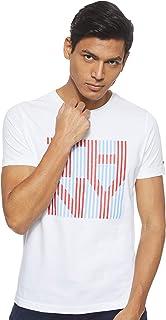 Tommy Hilfiger Men's Thny Stripe T-Shirt