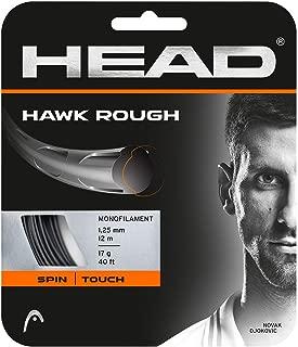 HEAD Hawk Rough 17g Tennis String Set, Grey