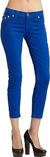 rag & bone Cobalt Capri Jeans