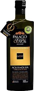 Palacio de Los Olivos, Aceite De Oliva Virgen Extra Picual Gourmet, Calidad Premium, Prensado en Frío, Recolección Temprana, Almagro – España, Botella 500ml