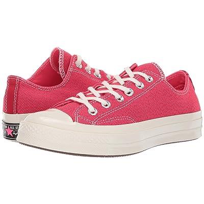 Converse Chuck 70 Ox (Racer Pink/Enamel Red/Egret) Women