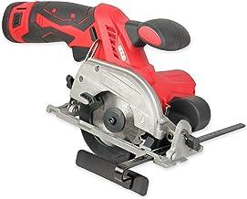 Soldela® Mini sierra circular inalámbrica–Batería Litio 12V–formato Compact: 30x 16cm