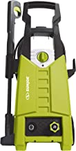 Sun Joe SPX2598 2000 PSI 1.65 GPM 14.5-Amp Electric Pressure Washer (Renewed)