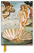 Sandro Botticelli: The Birth of Venus (Foiled Journal) (Flame Tree Notebooks)