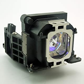 CTLAMP A+ Quality LMP-H160 Replacement Projector Lamp Bulb with Housing Compatible with Sony VPL-AW15 VPL-AW10 AW15 AW10 with 365-Day Warranty