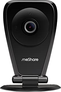 meShare Cloud Cam 1080p - Home Security Camera Wireless with Two Way Audio, Night Vision and Motion Detection for Home, Seniors, Pet, Baby Monitor, Works with Alexa