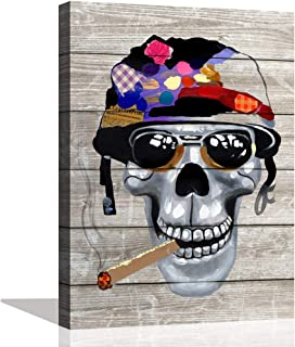 Best skull smoke art Reviews