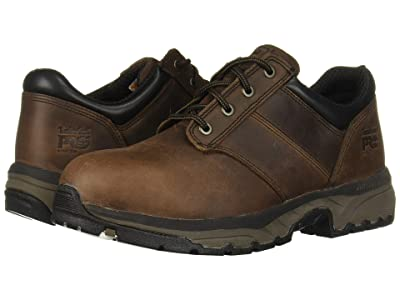 Timberland PRO Jigsaw Oxford Steel Toe (Brown) Men