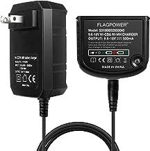 FLAGPOWER 12V 14.4V 18V Replacement Charger 90556254-01 for Black and Decker 9.6V-18V NiCad & NiMh Battery HPB18 HPB18-OPE FSB18 HPB14 FSB14 HPB12 FS12B HPB96 FSB96