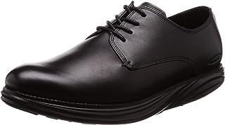6a7fde55e318 MBT Shoes Men s Boston Dress Shoe Leather lace-up