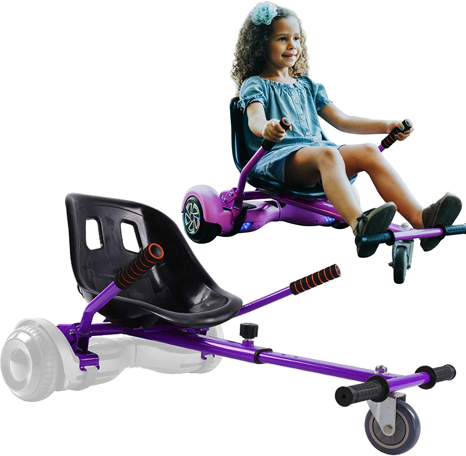 """KKA Hoverboard seat Attachment Kart go for 6.5""""-10"""" Max 47% Deluxe OFF"""