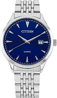 ساعة يد سيتيزن انالوج بعقارب كوارتز للرجال مع التاريخ - DZ0060-53L