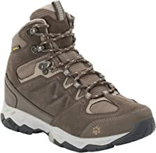 Jack Wolfskin Women's MTN Attack 6 Texapore MID Women's Waterproof Hiking Boot Boot