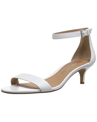 1db8292b9159a Dress White Heels  Amazon.com