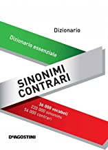 Permalink to Dizionario tascabile sinonimi e contrari PDF
