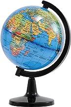 Globos del mundo para niños, globos de tierra de océano azul para educación y decoración de escritorio de oficina