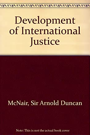 Development of International Justice