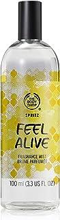 The Body Shop Feel Alive Fragrance Mist Perfume For Women, 100 ml FSOL-BM06