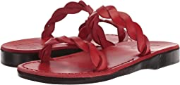 7622b43feaa01e Jerusalem Sandals. Deborah.  37.99MSRP   75.95. Red. 32