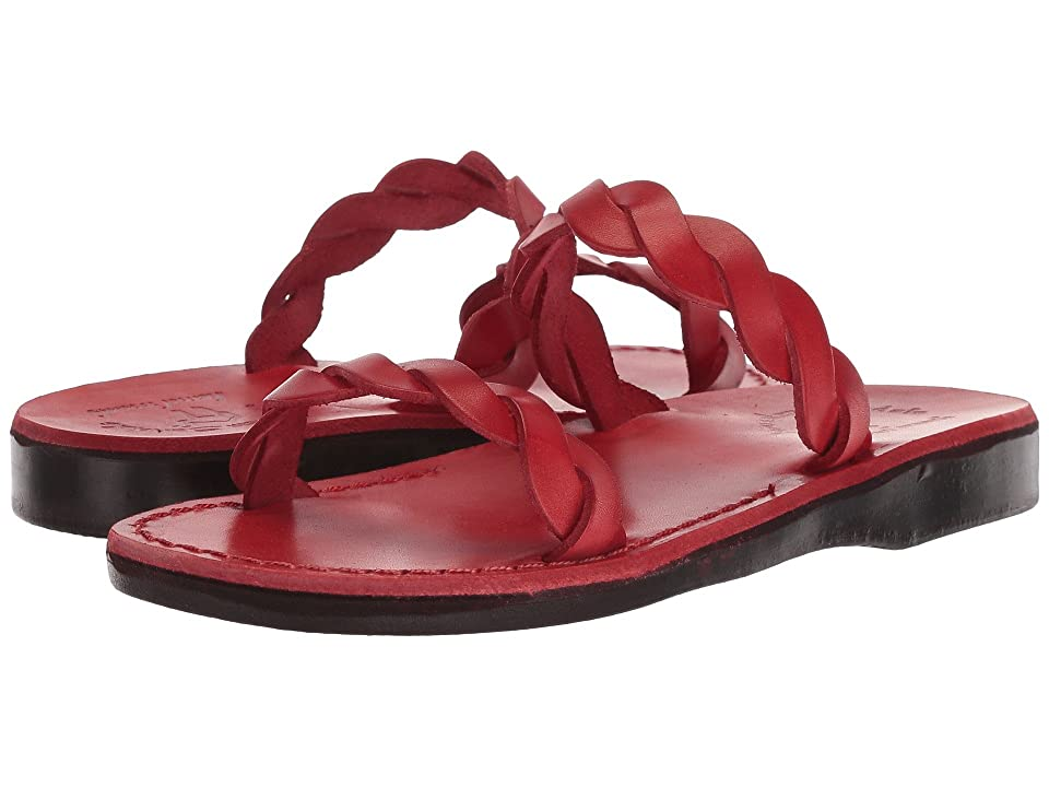 Jerusalem Sandals Joanna (Red) Women