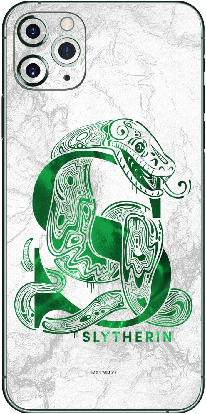 Head Case Designs Official Harry Potter Slytherin Aguamenti 1 Deathly Hallows IX Matte Vinyl Sticker Skin Decal Cover Compatible for Apple iPhone 6 Plus//iPhone 6s Plus