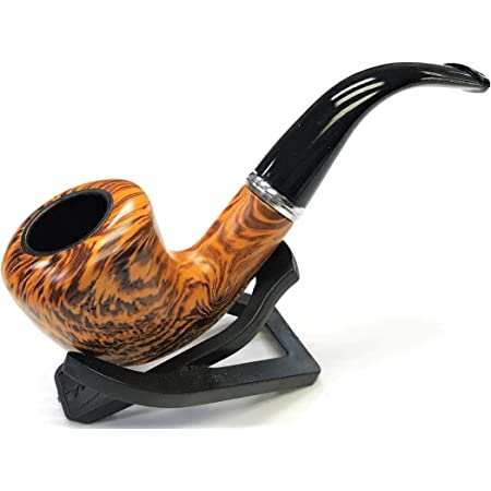 """Eclipse Durable Large 5.5/"""" Wooden Tobacco Herb Smoking Pipe Bowl PIP35"""